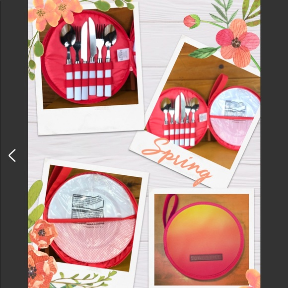 Sunnylife Other - Travel Picnic Set For Two 🌺🍷 SUNNYLIFE LOVERS